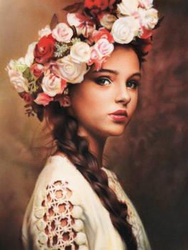 Olivia Maggi by kazubow