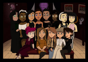 || The 13 Witches || by Kat11120