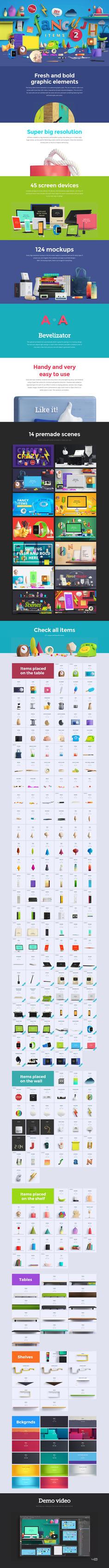 Fancy Items by vladimirkudinov