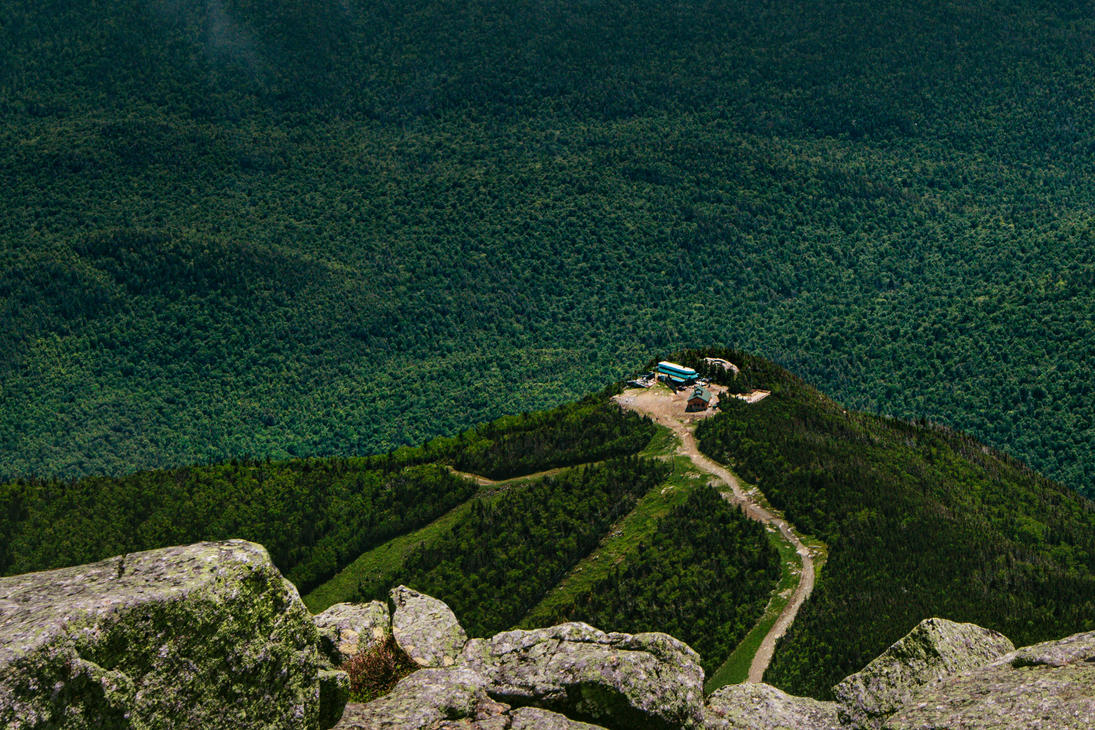 Whiteface Mountain by vladimirkudinov