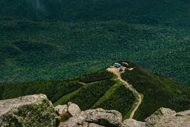 Whiteface Mountain by vladimirkudinov