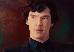 Sherlock by MangoSurprise