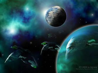 Romulan by Lairis77
