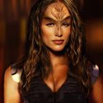 Klingon Warrior Princess
