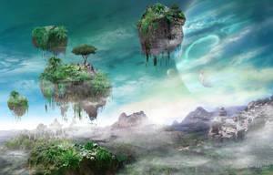 Pandora Misty Morning by Lairis77