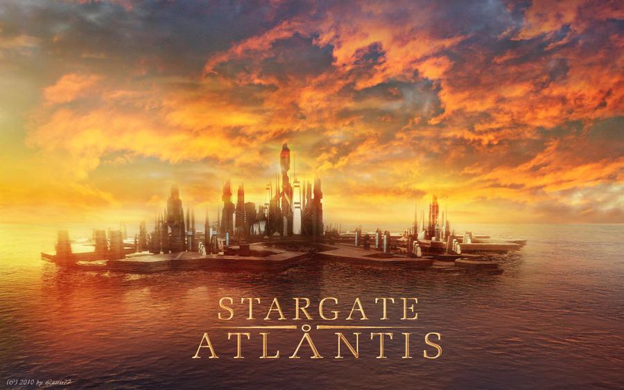 Atlantis Sunset by Lairis77