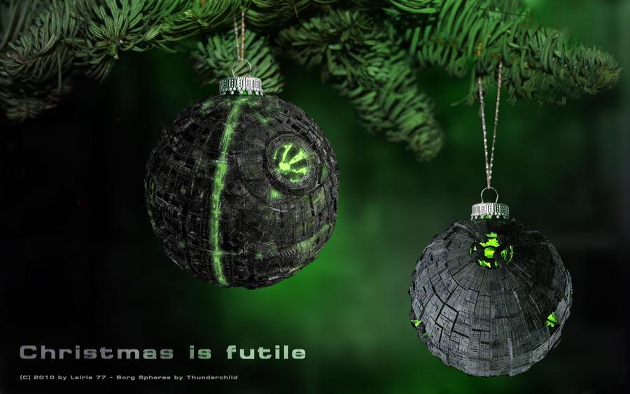 Christmas is futile by Lairis77