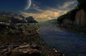 Down River by Lairis77