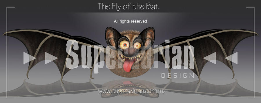 The Fly of the Bat by superadrian