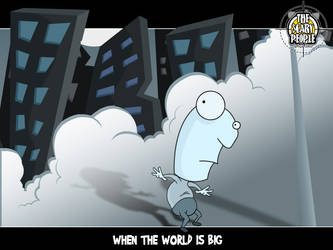 TSP - When the World is Big by superadrian