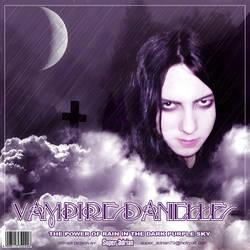 Vampire Danielle CD Cover