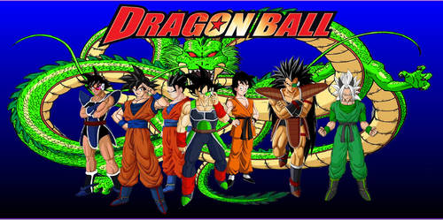 dragon ball by cruzazul