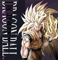 Goku ss3 by cruzazul