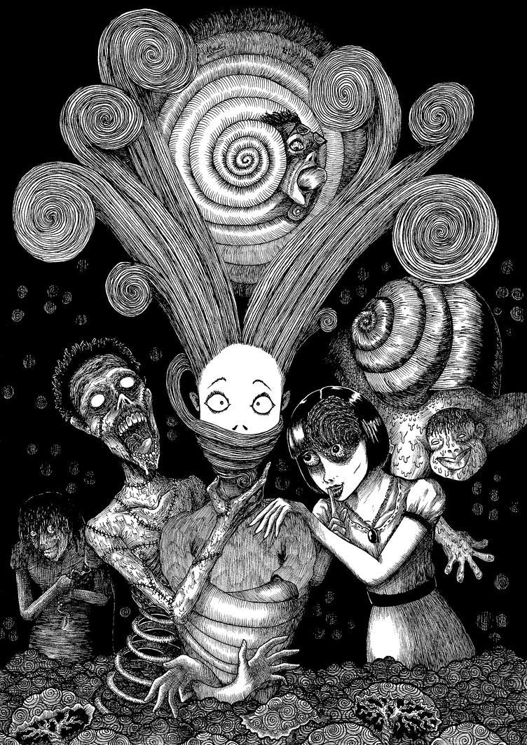 Uzumaki by McCUNECLUBM