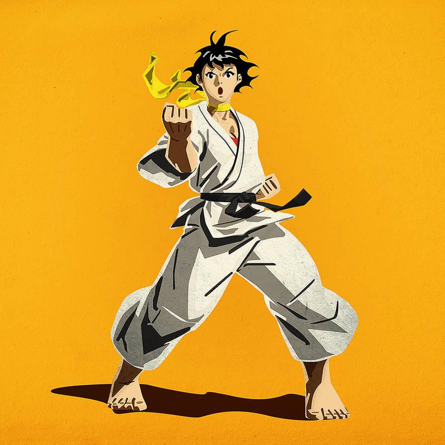 Bring Makoto back by dragonballson