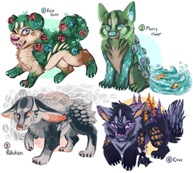 Nature Adopts! [ENDED] by Sadbloom