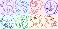 YCH Icons! OPEN by Sadbloom