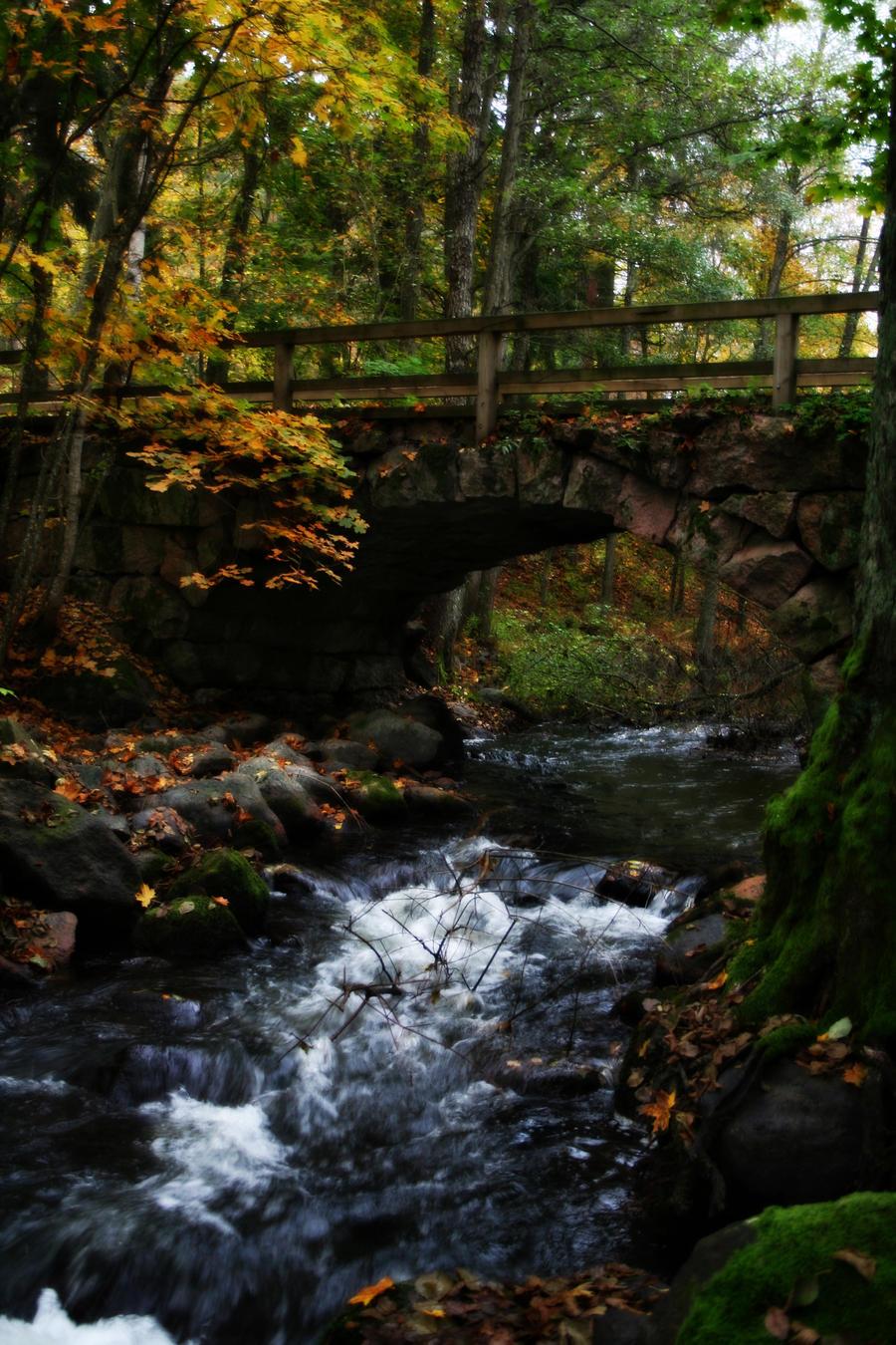 Bridge by LadyGreeny