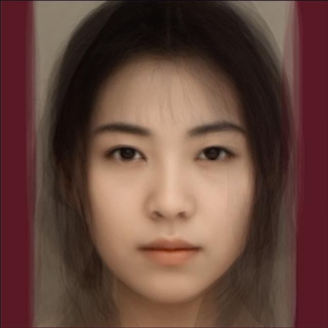 On Average Asian Women 85
