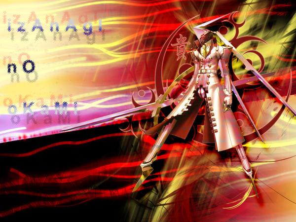Izanagi no Okami by Innisss on DeviantArtIzanagi No Okami Wallpaper