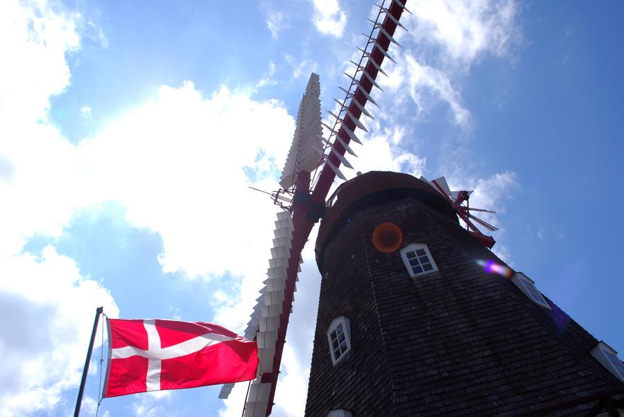 Elk Horn Windmill by KhaosAnimeAngel