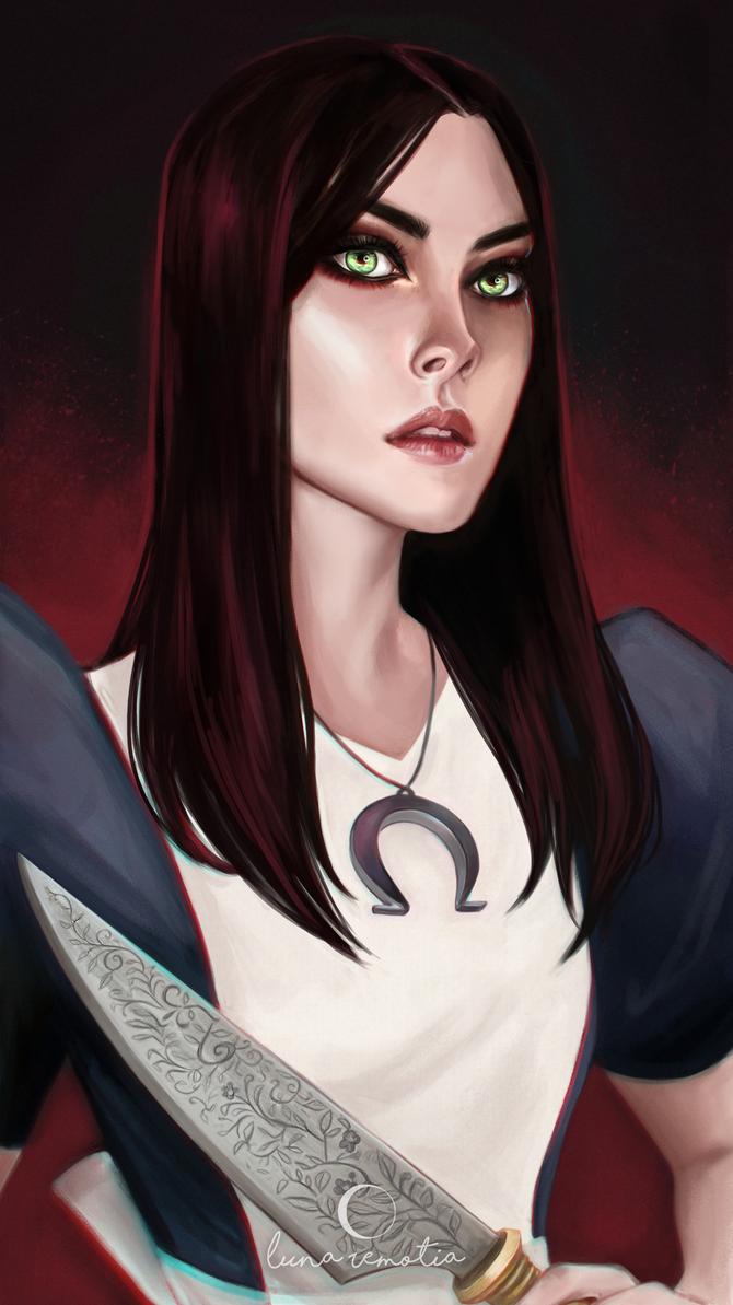 Alice Liddell by LunaRemotia