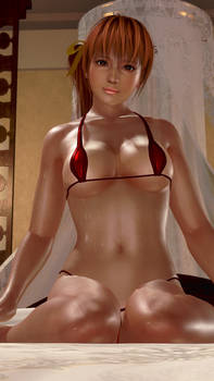 DEAD OR ALIVE Xtreme 3 Fortune Kasumi64