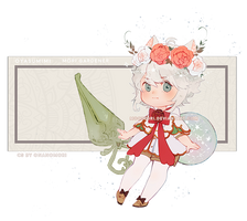[AUCTION: CLOSED] Mapper Oyasumimi Adopt | by mocimori
