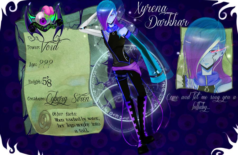 HM: Xyrena Darkhar by Stabrina