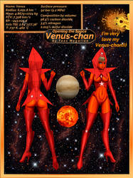 Venusredstar1 by TeoMegalion