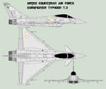 R63 United Equestrian Air Force EF-2000