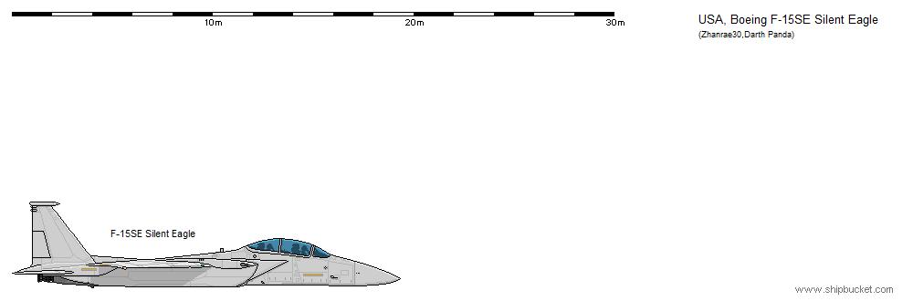 FD Scale F-15SE Silent Eagle