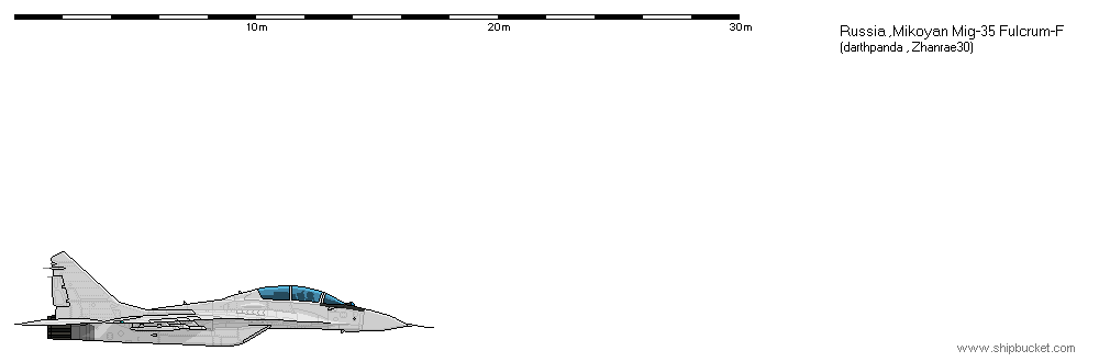FD Scale Mig-35 Fulcrum-F