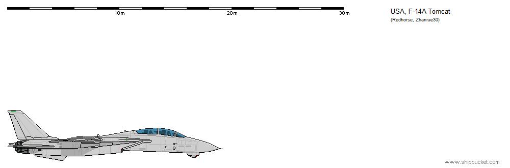 FD Scale F-14A Tomcat