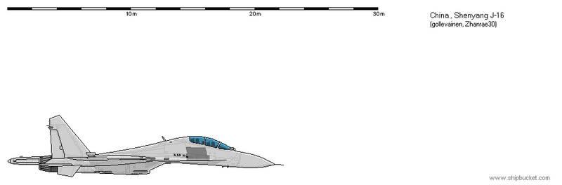 FD Scale J-16