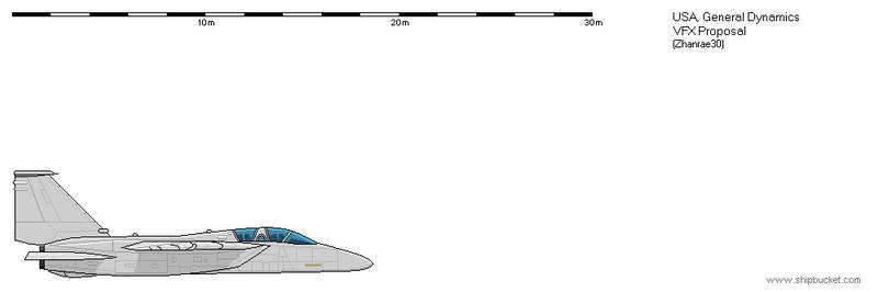 FD Scale General Dynamics VFX