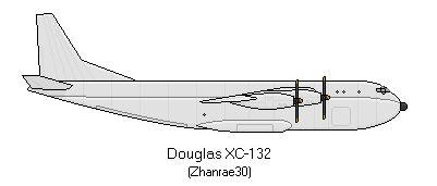 Douglas C-132