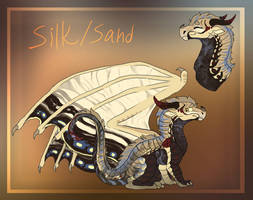 Silk/Sand Collab Adopt! (CLOSED) by AwesomeAmber-669