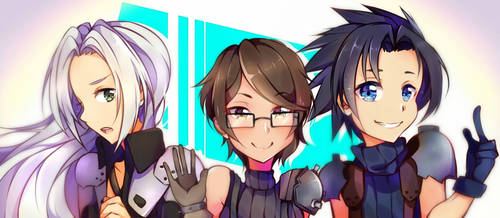 C: Hello's by Hitomi-chy