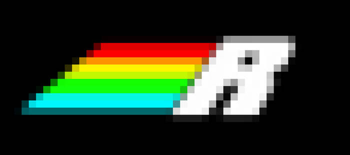 R is for Rainbow (Logo)