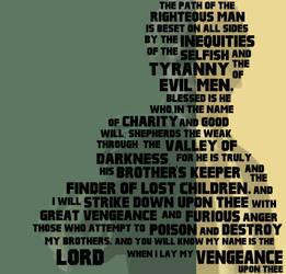 Pulp Fiction: Ezekiel quote