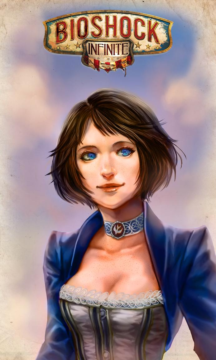 Elizabeth by altonova