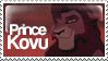 Kovu stamp