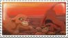 Kovu Vitani stamp by PrinceKovu96