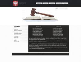 Sad Okregowy w Warszawie by Gnacio92
