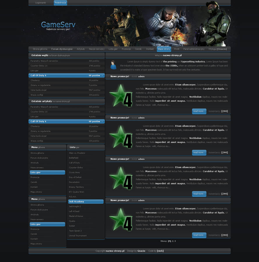 GameServ
