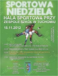 Sportowa niedziela - plakat by Gnacio92