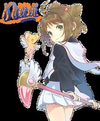 Cardcaptor Sakura - Render #28 by Nuuii