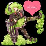 Render #47 - Monster Energy