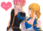 Render #50 - NaLu (Fairy Tail)